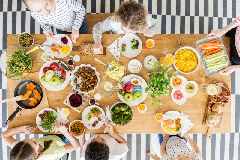 Рецепты для детского праздника: фото