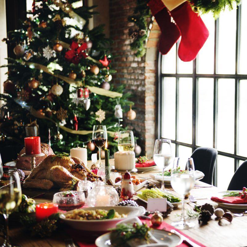 Горячие блюда на Новый год: фото