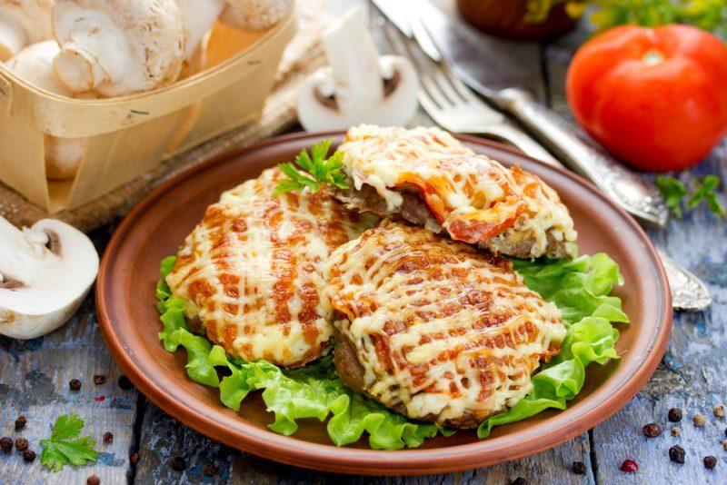Мясо по-французски: фото
