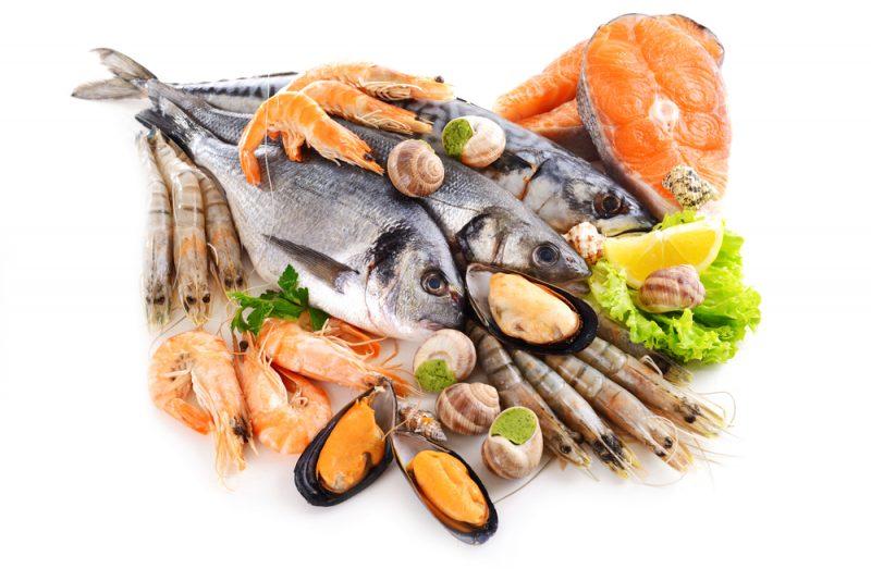 Морская закуска: фото