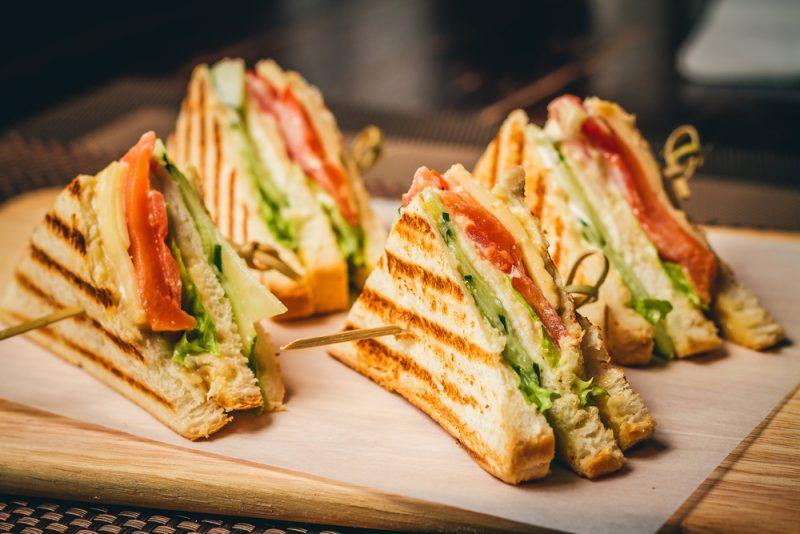 Быстрые сэндвичи рецепт