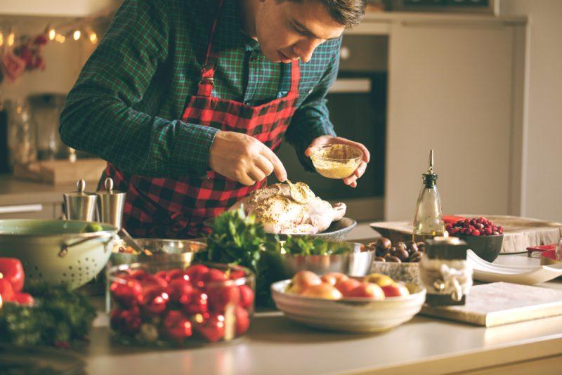 Утка в духовке: приготовление