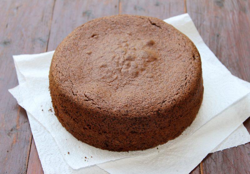 Бисквит для торта: рецепт