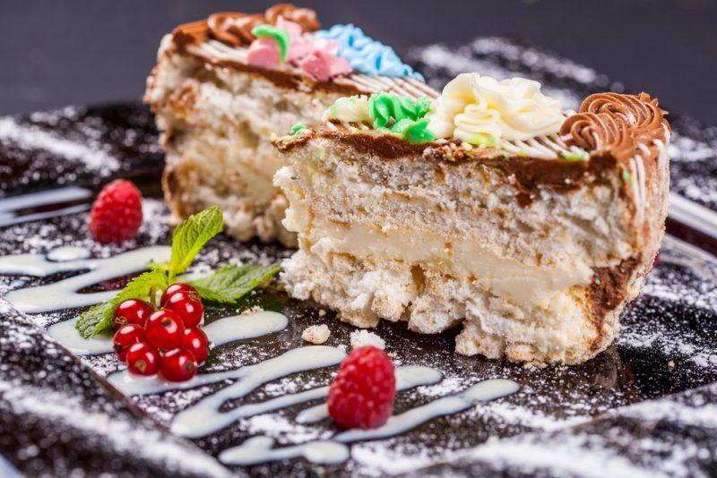 Киевский торт: рецепт
