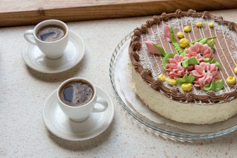 Киевский торт: рецепт приготовления