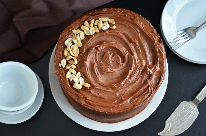 """торт """"Сникерс"""": рецепт"""
