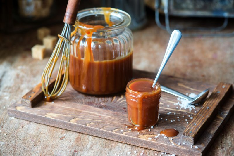 Создание карамельного крема