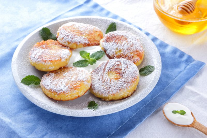 Сырники: пошаговый рецепт с фото