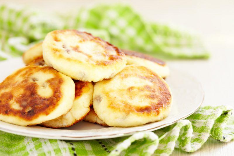 Овощные сырники: рецепт с фото