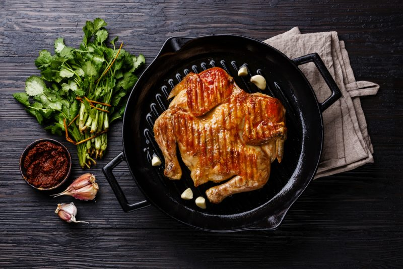 Лучшие рецепты маринада для цыпленка-табака