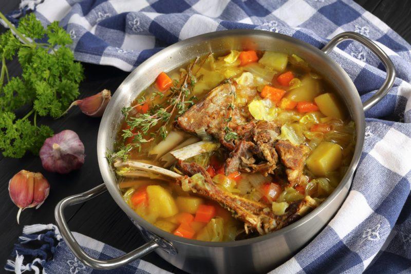 Узбекская домляма: рецепт