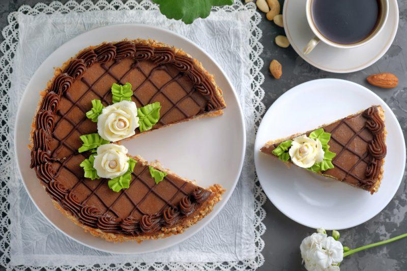 Киевский торт: рецепт с фото