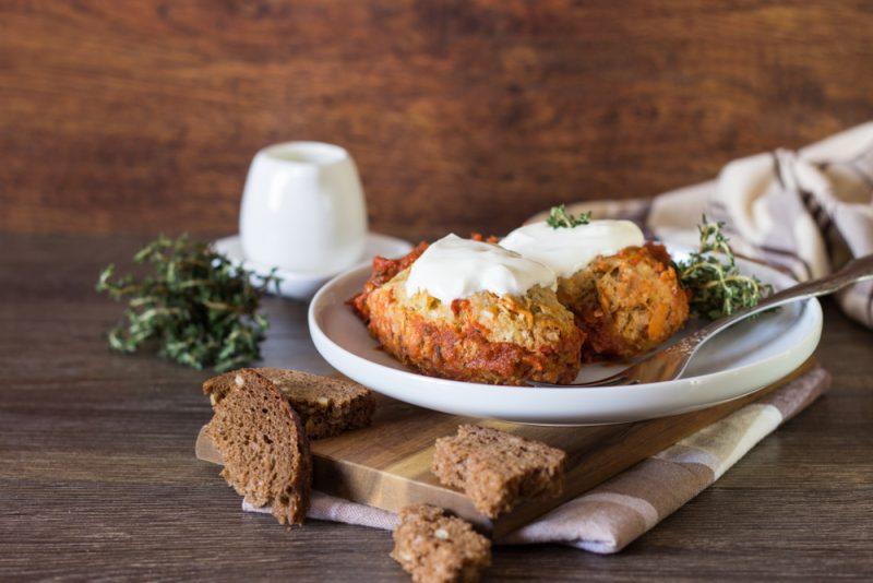 Ленивые голубцы с рисом: рецепт с фото