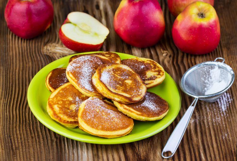 яблочные оладьи рецепт с фото пошагово данной статье