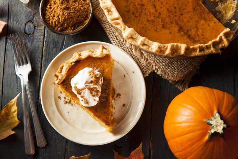 Тыквенный пирог: пошаговый рецепт