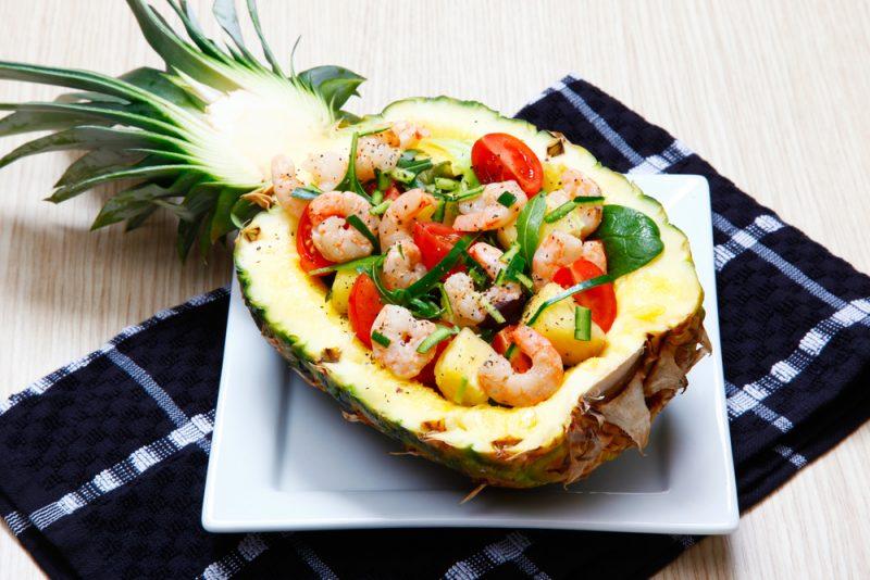 блюдо из ананаса рецепты с фото нравится