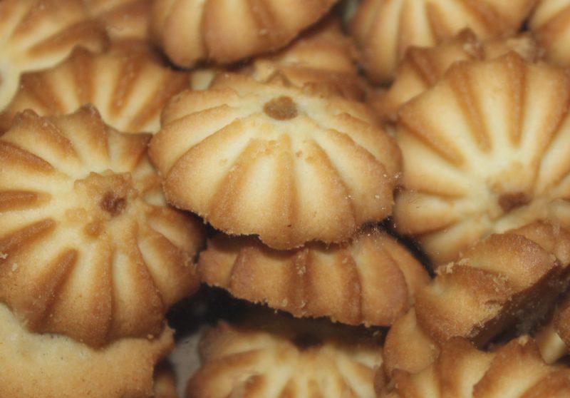 Быстрое песочное печенье «Минутка»: рецепт с фото