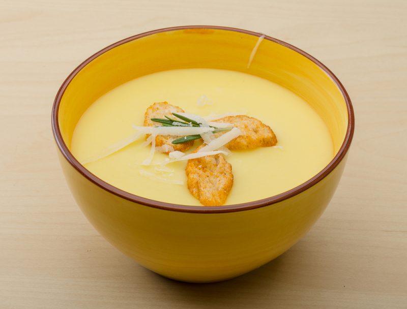 Луковый суп с сыром: рецепт с фото