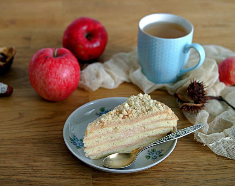 Пирог из сметаны: рецепт с фото