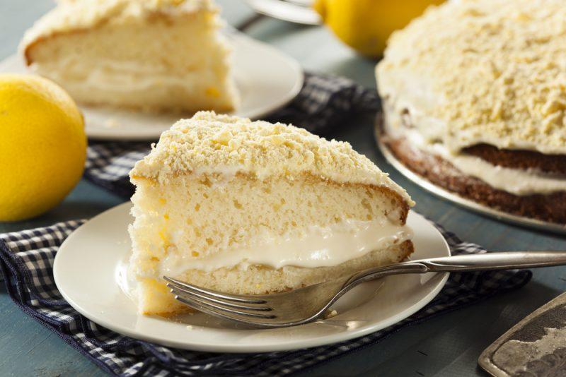 Простой рецепт сметанного торта в мультиварке