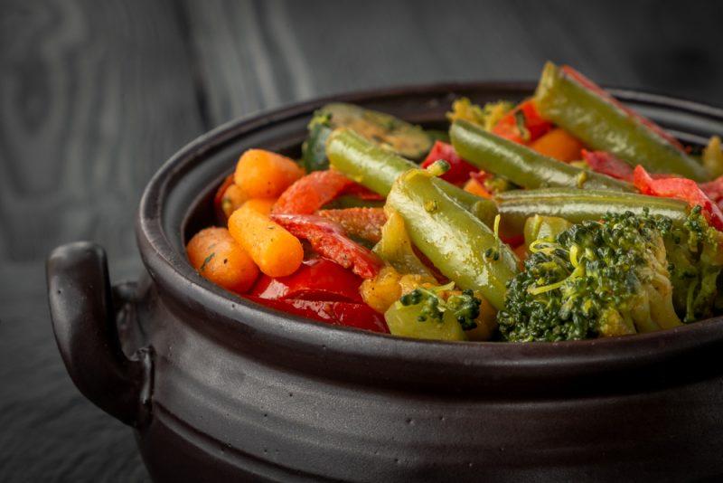 Овощное «стир-фрай»: рецепт