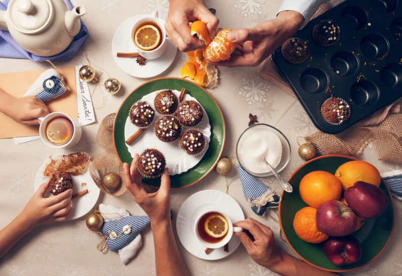 Любимые десерты к чаю