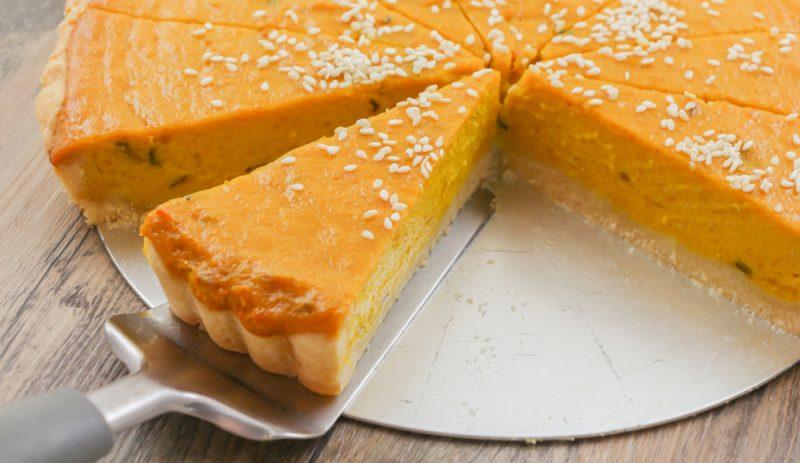Простой рецепт тыквенного пирога: пошаговый рецепт