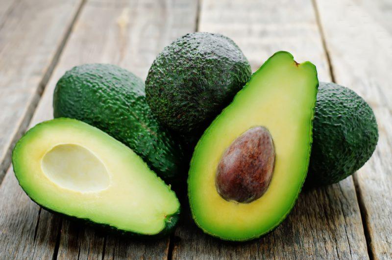 Авокадо: рецепты с фото