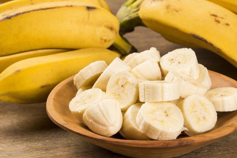 Бананы: рецепты с фото
