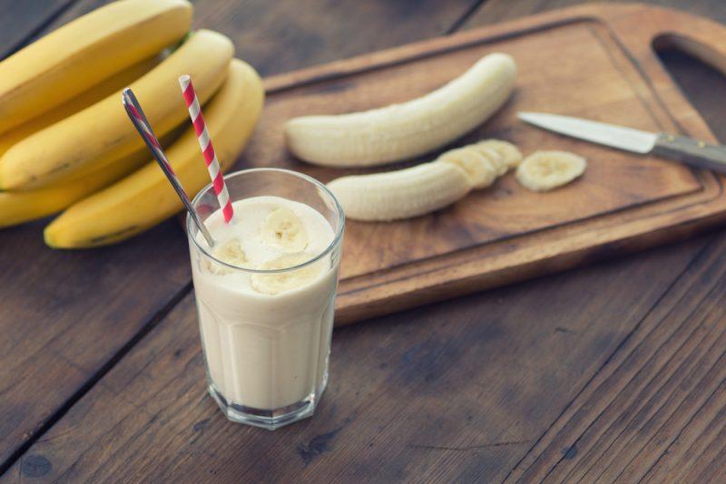 Банановый смузи: рецепт