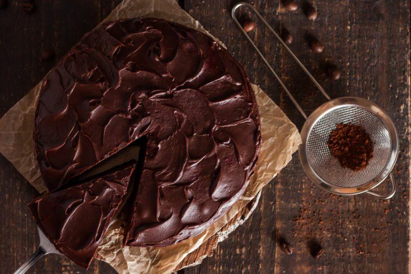Классический торт Баунти: рецепт