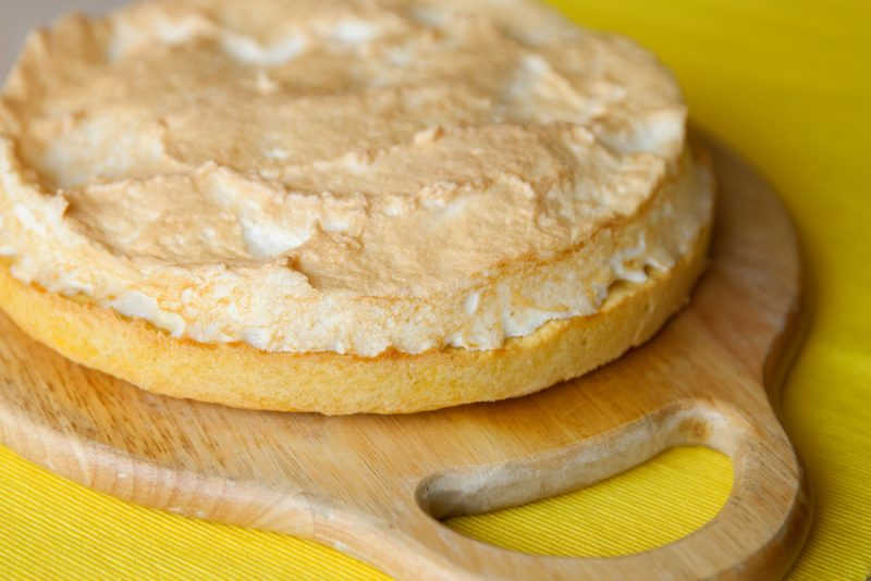 Яблочный торт Слезы ангела: пошаговый рецепт