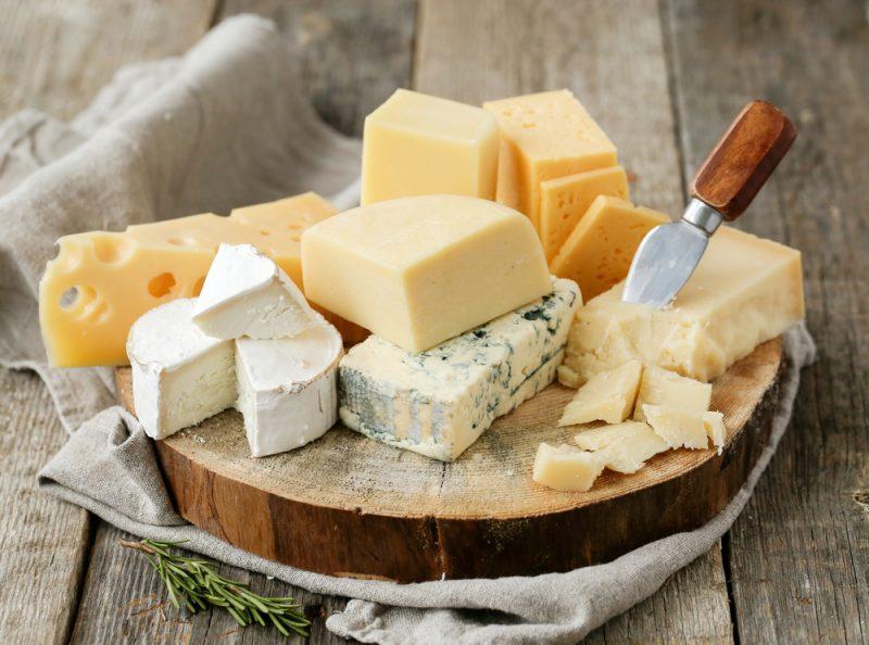 Блюда с сыром: рецепты