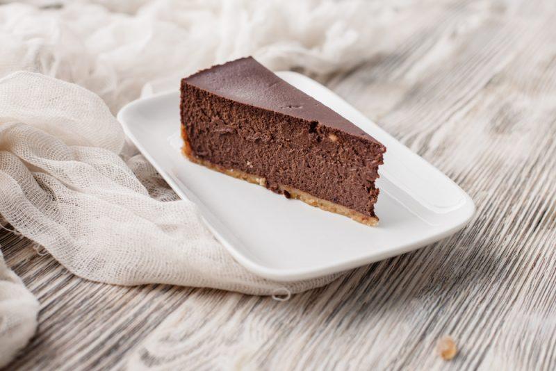 Шоколадный чизкейк: рецепт