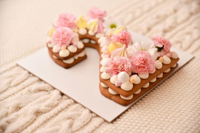 Торт-цифра: рецепты с фото