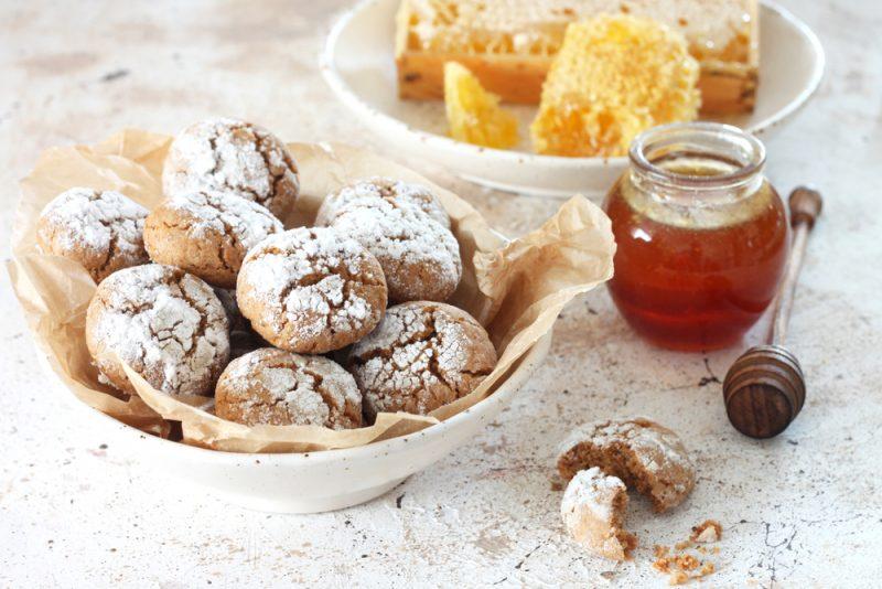 Домашнее медовое печенье: рецепт