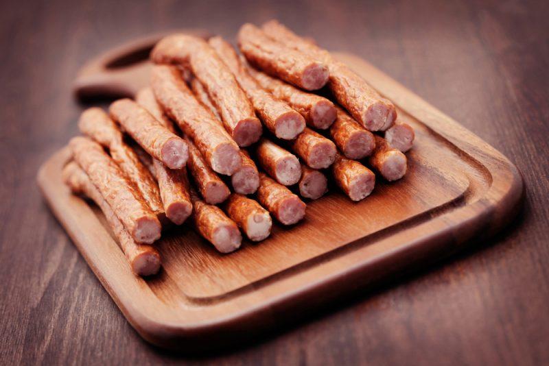 Сыровяленая колбаса: рецепт приготовления