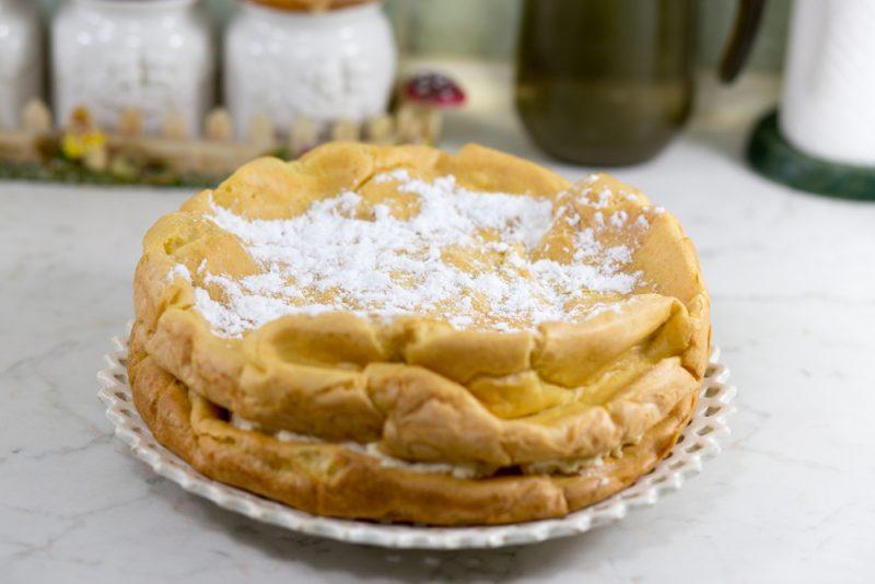 """Торт """"Карпатка"""": рецепт приготовления"""