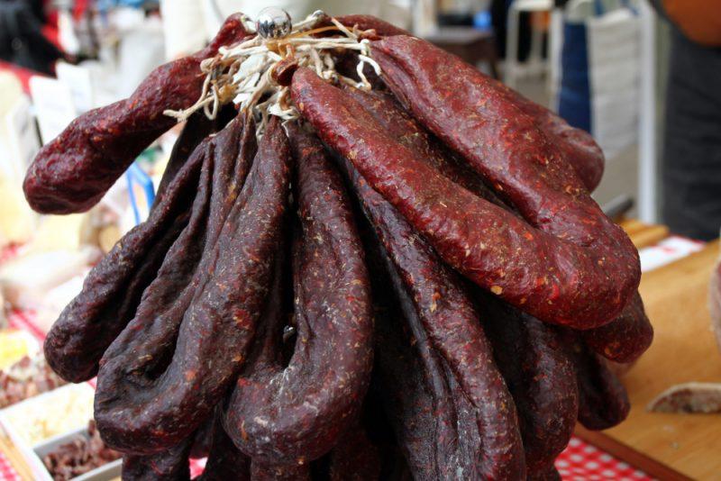 Суджук рецепт приготовления с использованием курдючного сала