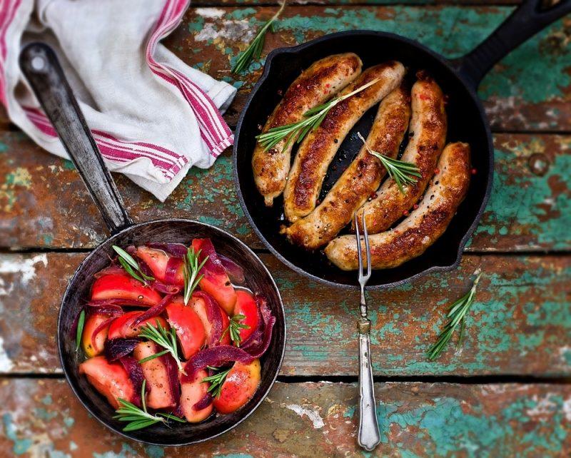 Колбаса домашняя куриная: рецепт