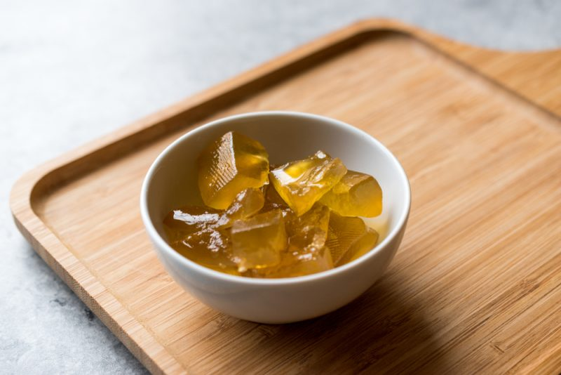 Овощной мармелад: рецепт с фото