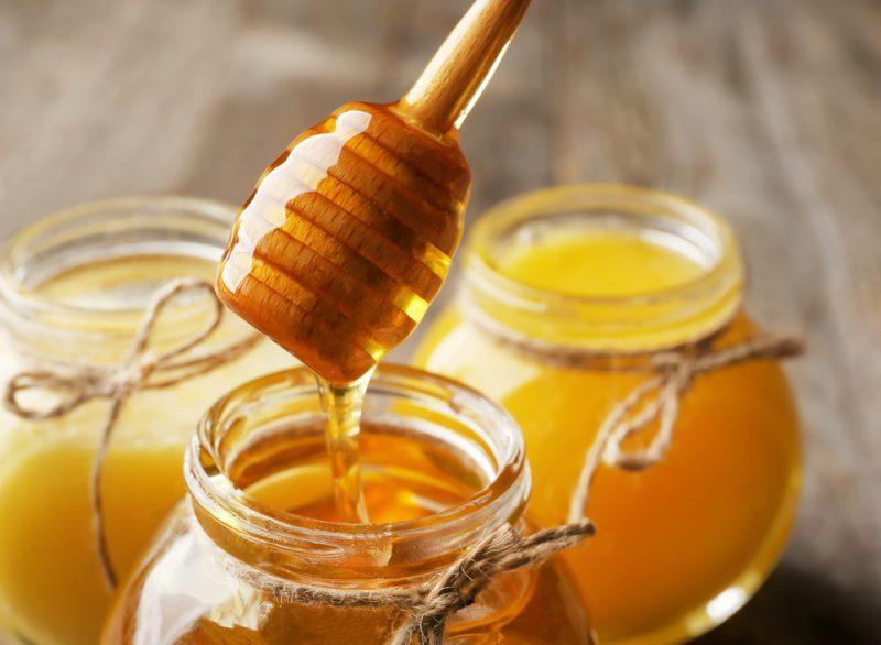 Оригинальные рецепты с мёдом