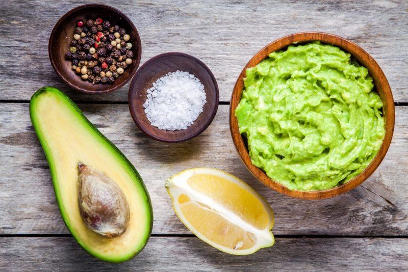 Соус из авокадо: рецепт с фото