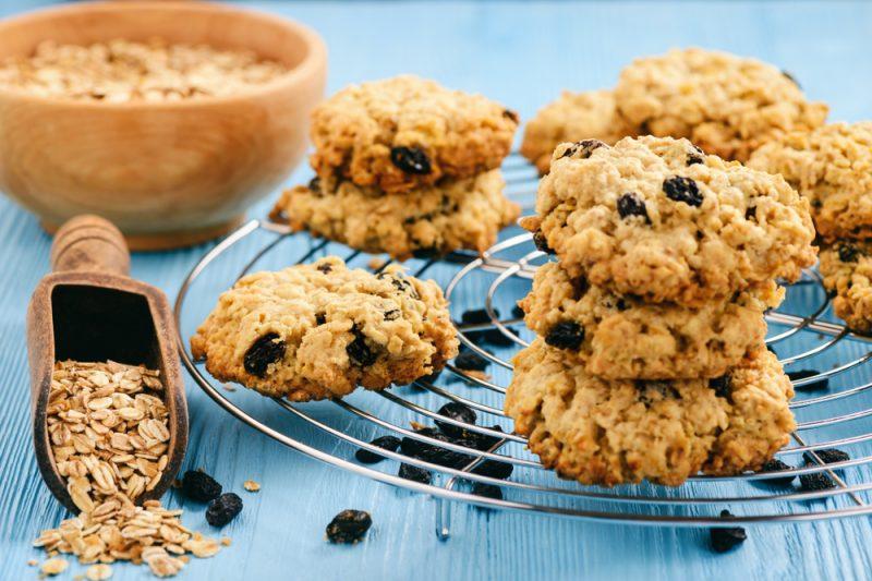 Овсяное печенье по-домашнему: рецепт