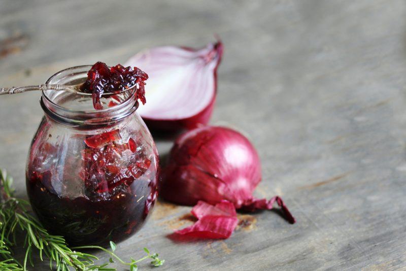 Луковый соус: рецепт с фото