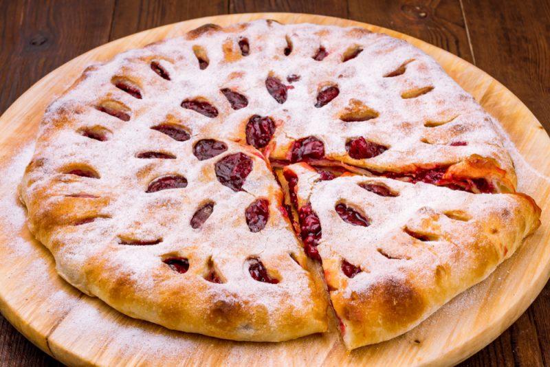 Сладкий осетинский пирог: рецепт