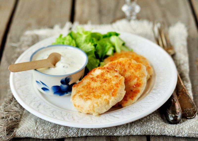 Классический рецепт картофельных котлет