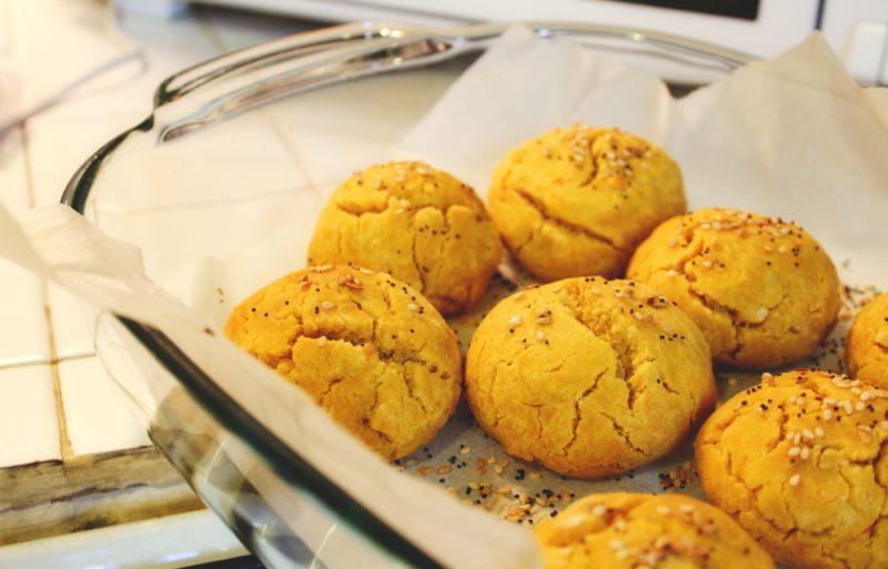 Тыквенное печенье: рецепт