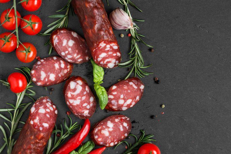 Колбаса домашняя сыровяленая: рецепт
