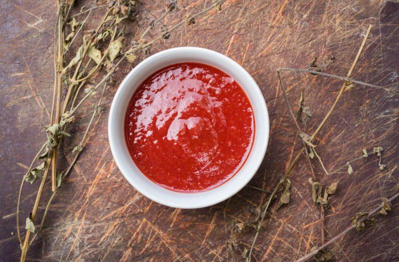 Оригинальный соус сацебели: рецепт